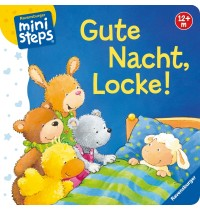 Ravensburger-Gute Nacht, Locke!