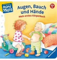 Ravensburger-Mein erstes Körperbuch: Augen, Bauch und Hände