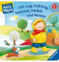 Ravensburger-Ich mag Frühling, Sommer, Herbst und Winter