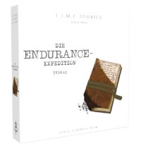 Asmodee T.I.M.E Stories Die Endurance-Expedition Erweiterung
