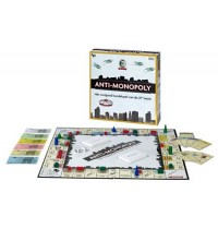 University Games - Anti-Monopoly