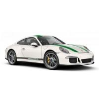 Porsche 911 R weiß/grün 1:87