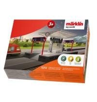 Märklin My World Bahnsteig mit Licht