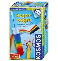 KOSMOS - Regenbogen - Erste Experimente