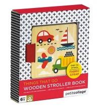Petit Collage - Kinderwagenbuch Fahrzeuge