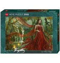 Heye - Standardpuzzles - New Red Standard, 2000 Teile