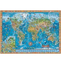 Heye - Standardpuzzles - Amazing World Standard, 2000 Teile