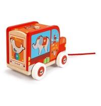Scratch - Sortierauto Zirkus