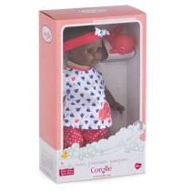 Corolle - Mon Premier - Badepuppe Mädchen dunkelhäutig 30cm