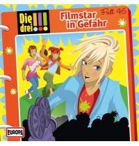 Kosmos CD Die drei !!! 46 Filmstar in Gefahr