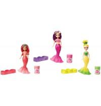 Mattel Barbie Dreamtopia Junior-Seifenblasenmeerjungfrau Sortiert rollierend