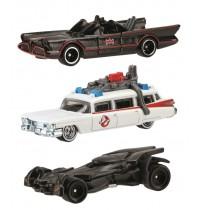 Mattel Hot Wheels® Premium Cars r Entertainment Sortiert