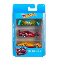 Mattel Hot Wheels® 3-Pack Sortiment