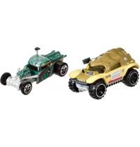 Mattel Hot Wheels® Star Wars™ Episode 8 Character Car 2er-Pack Sortiment