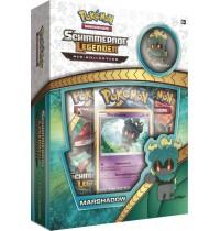 Pokémon Sonne & Mond 3.5 Marshadow Pin Box