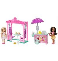 Mattel Barbie FBD32 Chelsea & Zubehör Sortiment