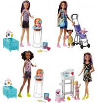 Mattel Barbie FHY97   Skipper Babysitter Inc.   Spielset