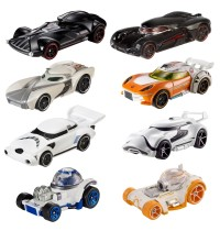 Mattel Hot Wheels® FJF77  Star Wars™ Character Car/Carship, sortiert