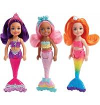 Mattel Barbie FKN03 Barbie Dreamtopia Mini-Meerjungfrau Chelsea
