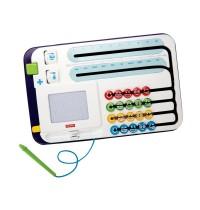 Mattel FNK69 Fisher Price® 1-2-3 Rechentafel