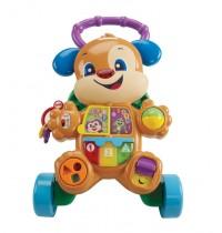 Mattel FRC83 Fisher Price® Lernspaß Hündchens Lauflernwagen