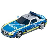 CARRERA DIGITAL 132 - Mercedes-SLS AMG   Polizei