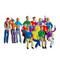 CARRERA DIVERSE - Figurensatz Fans