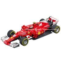 DIG 132 Ferrari SF70H K.Räikkönen, No.7