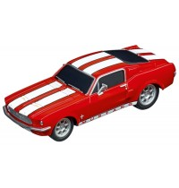 GO!!! Ford Mustang  67 - Racing Red