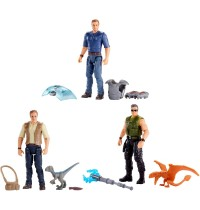 Mattel FMM00 Jurassic World Basis Figuren Sortiment