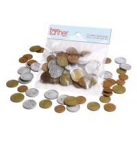 25 Euro Münzen im Beutel