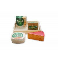 Käse-Butter Tablett 5-teilig