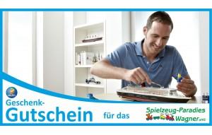 Gutschein Spielzeug-paradies Wagner